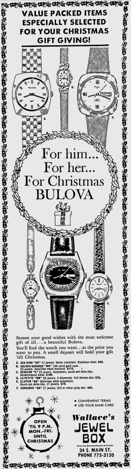 Bulova Clipper