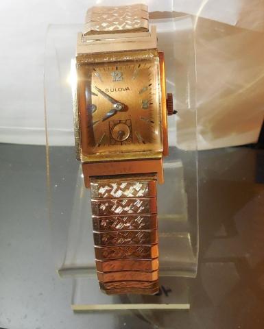 1946 Bulova Douglas A watch