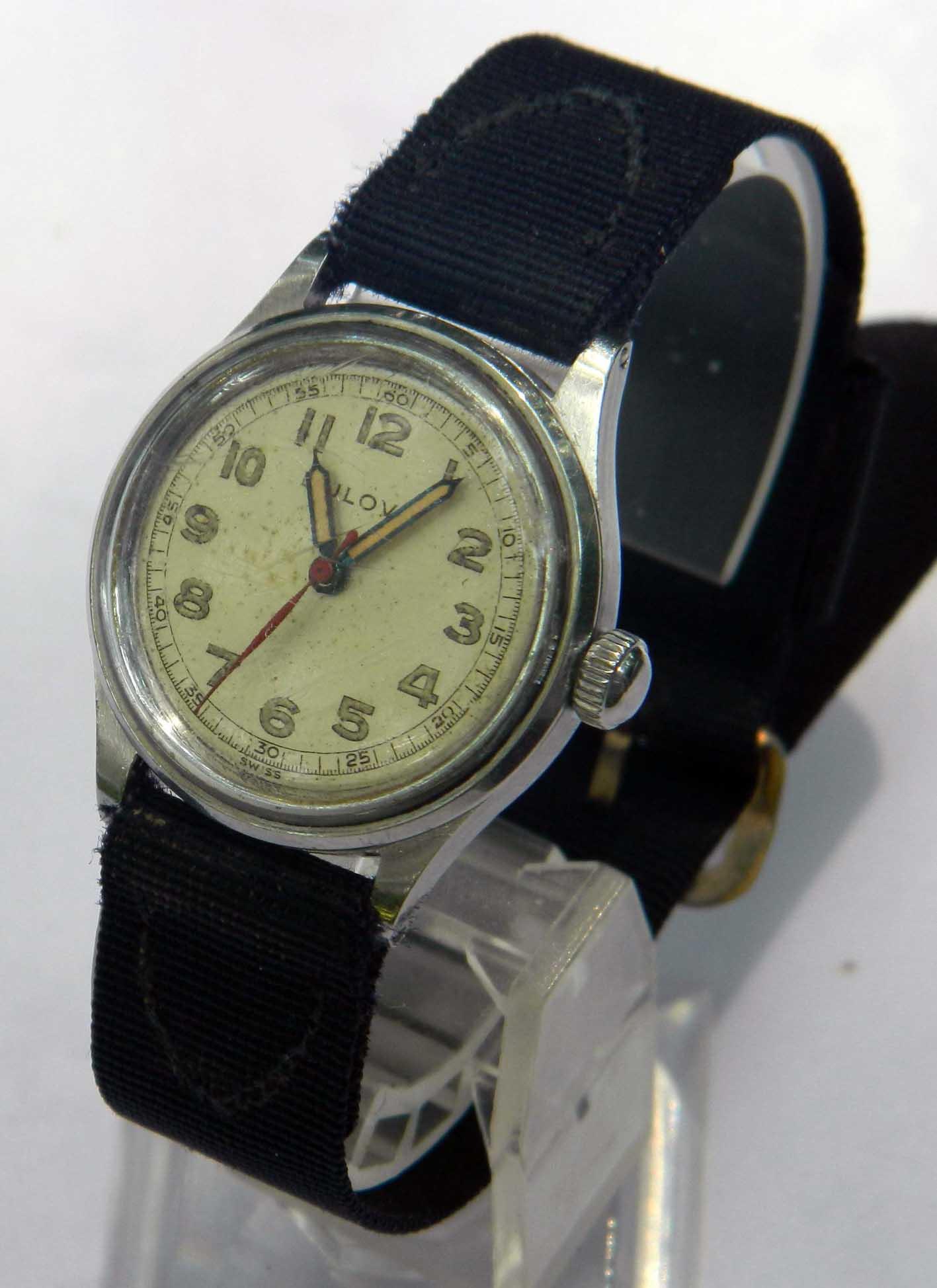 1945 seabee Bulova watch