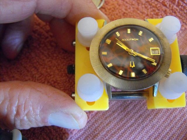 1971 Bulova Accutron Calendar watch