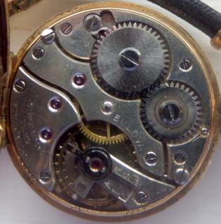 1920s Bulova Precision Ladies Movement