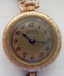1920s Bulova Precision Ladies' wrist watch
