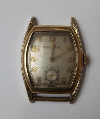 1945 Bulova Aviator B watch
