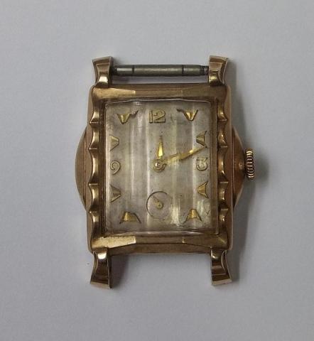 1958 Bulova Pearson watch