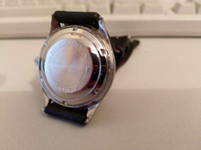 Bulova watch 1964 (M4)