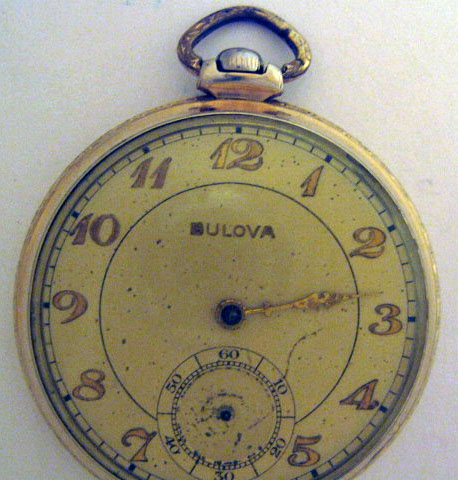 Bulova Pocket watch