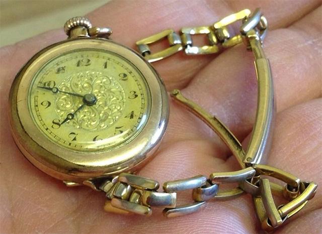 Bulova watch 1918