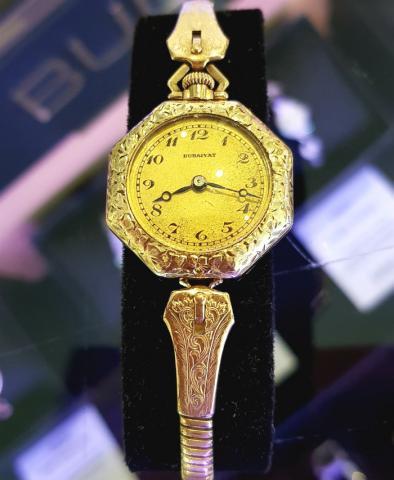 1920 Bulova Rubaiyat watch