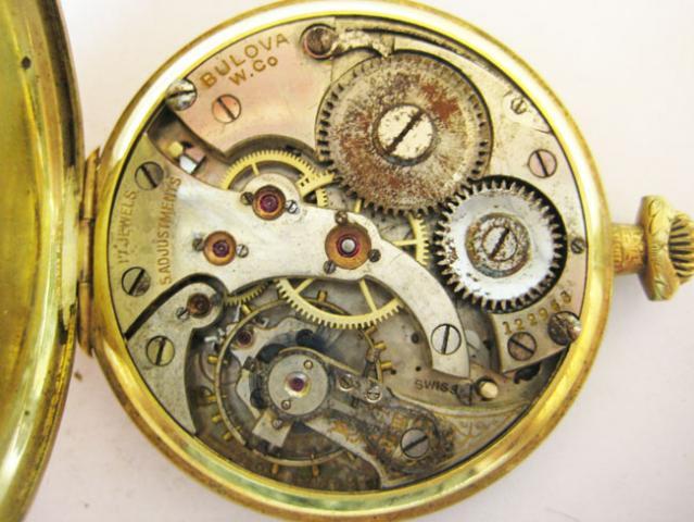 1920 Bulova watch