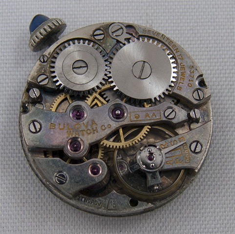 1923 Bulova watch