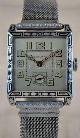 Geoffrey Baker Bulova Franklin watch 11 11 2013