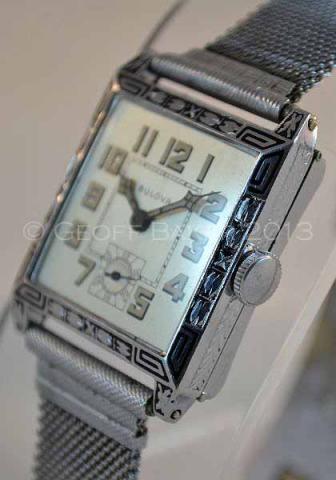 1928 Bulova watch