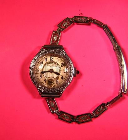[1928] Bulova watch