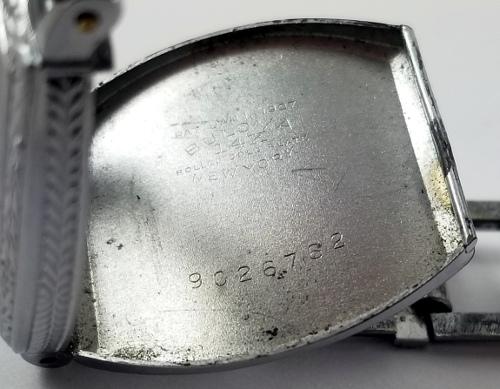 1929 Bulova Conqueror