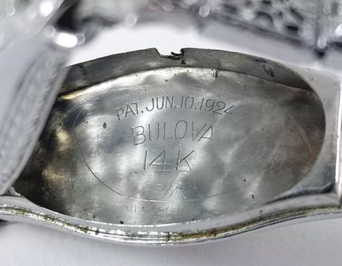 1929 Bulova Carolyn