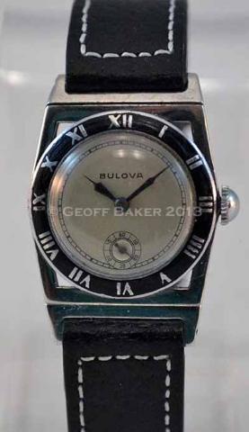 Geoffrey Baker 1930 Bulova Unknown Piping Rock Watch 5/12/2013