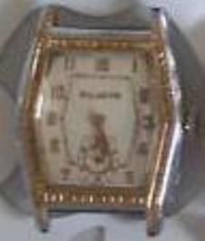 1930 Bulova Sky King watch