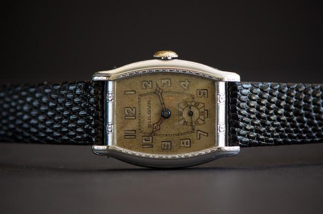 1930 Bulova Lone Eagle watch
