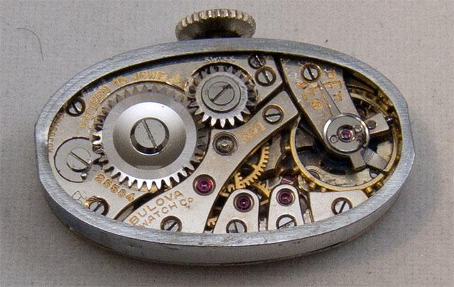1930 Bulova watch