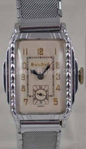 1931 Bulova Lone eagle III Geoffrey Baker 7 2 2012