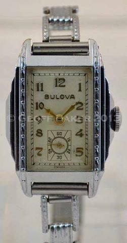 1935 Bulova Alexander watch Geoffrey Baker 11 08 2013