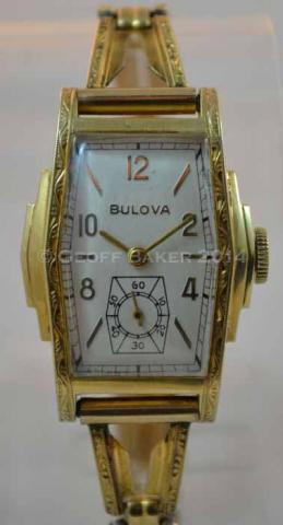 Geoffrey L Baker 1938 Bulova American Clipper watch 12 27 2014