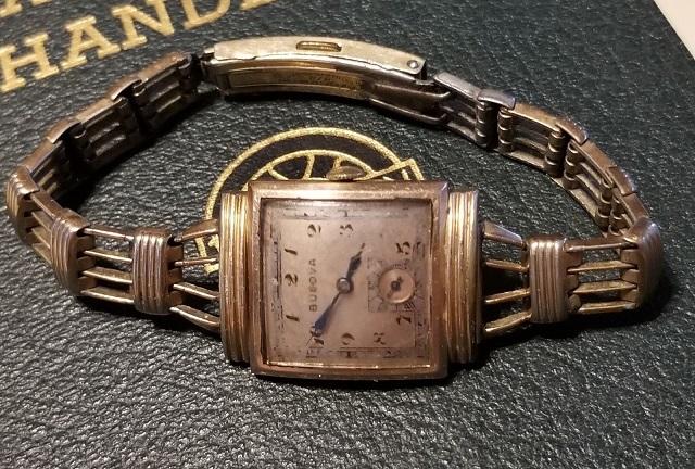 1941 Bulova Pilot watch