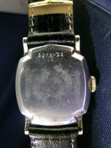 1943 Bulova watch