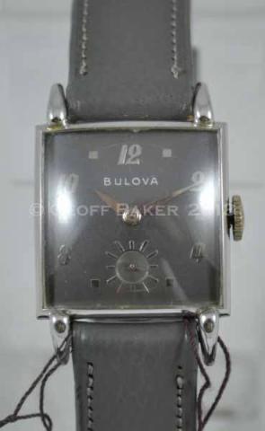 Geoffrey Baker 1947 Bulova Franklin C 1 28 2013