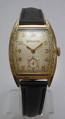 1948 Bulova Arnold watch