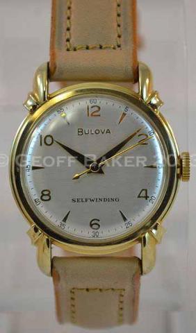 1952 Bulova Thayer watch Geoffrey Baker 11 06 2013