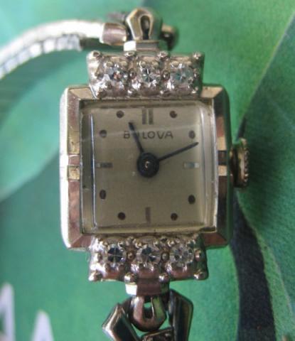 1953 6 diamond 21J 5AD 14K