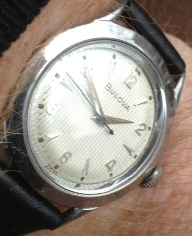 1954 Bulova Phantom A watch