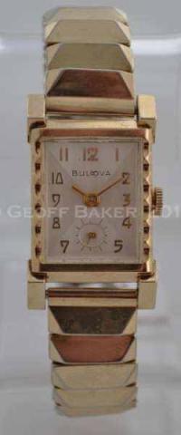 Geoffrey Baker 1955 Bulova His Excellency Watch 11 21 2013
