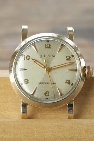 1955 Bulova American Clipper watch