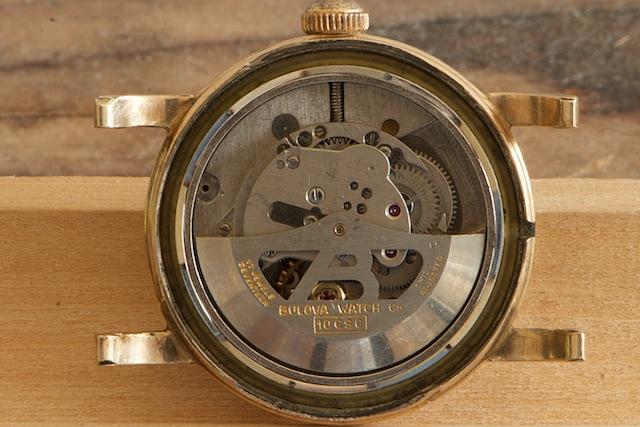 1955 Bulova watch