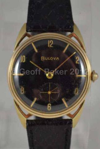 1959 Bulova President Geoffrey Baker 7 2 2012