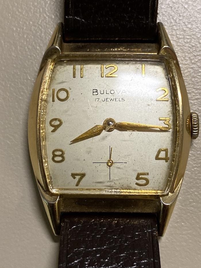 1959 Bulova watch