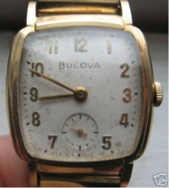 Bulova Senator 1961