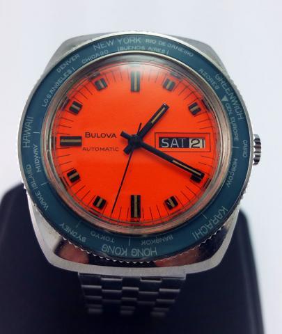 1969 Bulova Sky Star