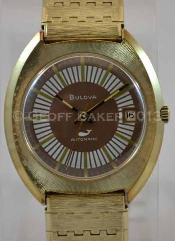 1970 Bulova Sea King watch Geoffrey Baker 4 24 2013