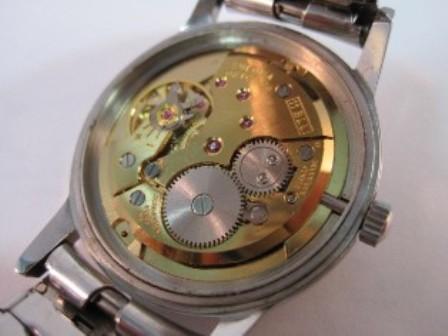 Bulova Watch advert