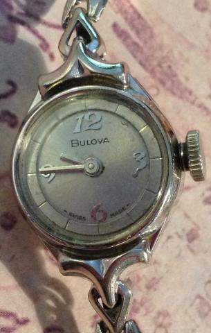 Bulova Concerto watch