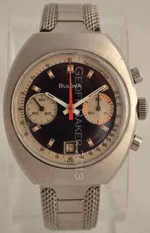 Geoffrey Baker 1971 Bulova Chronograph Valjoux 7734 11 29 2013