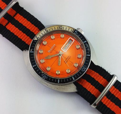 1971 Bulova Oceanographer V