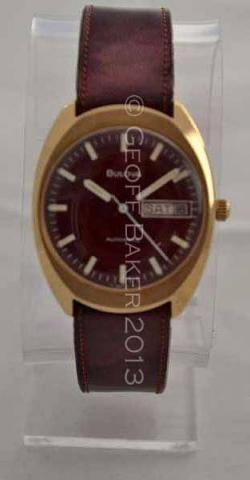 Geoffrey Baker 1972 Bulova Clipper AM watch 12 04 2013