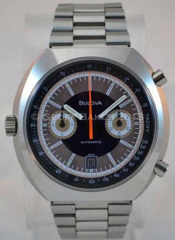 1972 Bulova Chronograph F Geoffrey Baker 7 24 2013