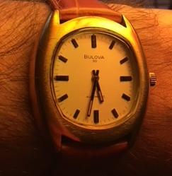 1972 Bulova 30 Automatic (Wrist)