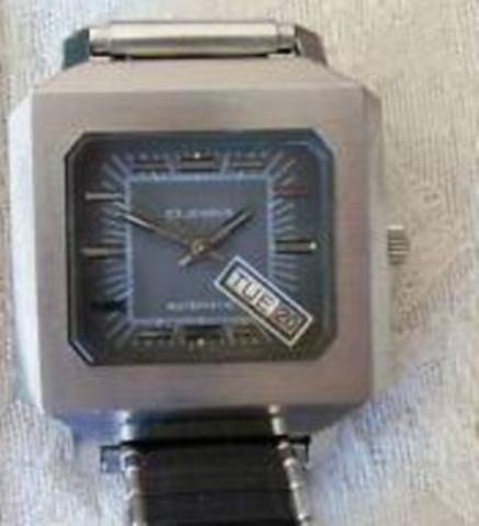 Bulova Minute Man watch 1973