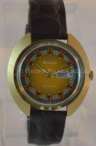 1973 Bulova Jet Star F watch Geoffrey Baker 11 24 2012